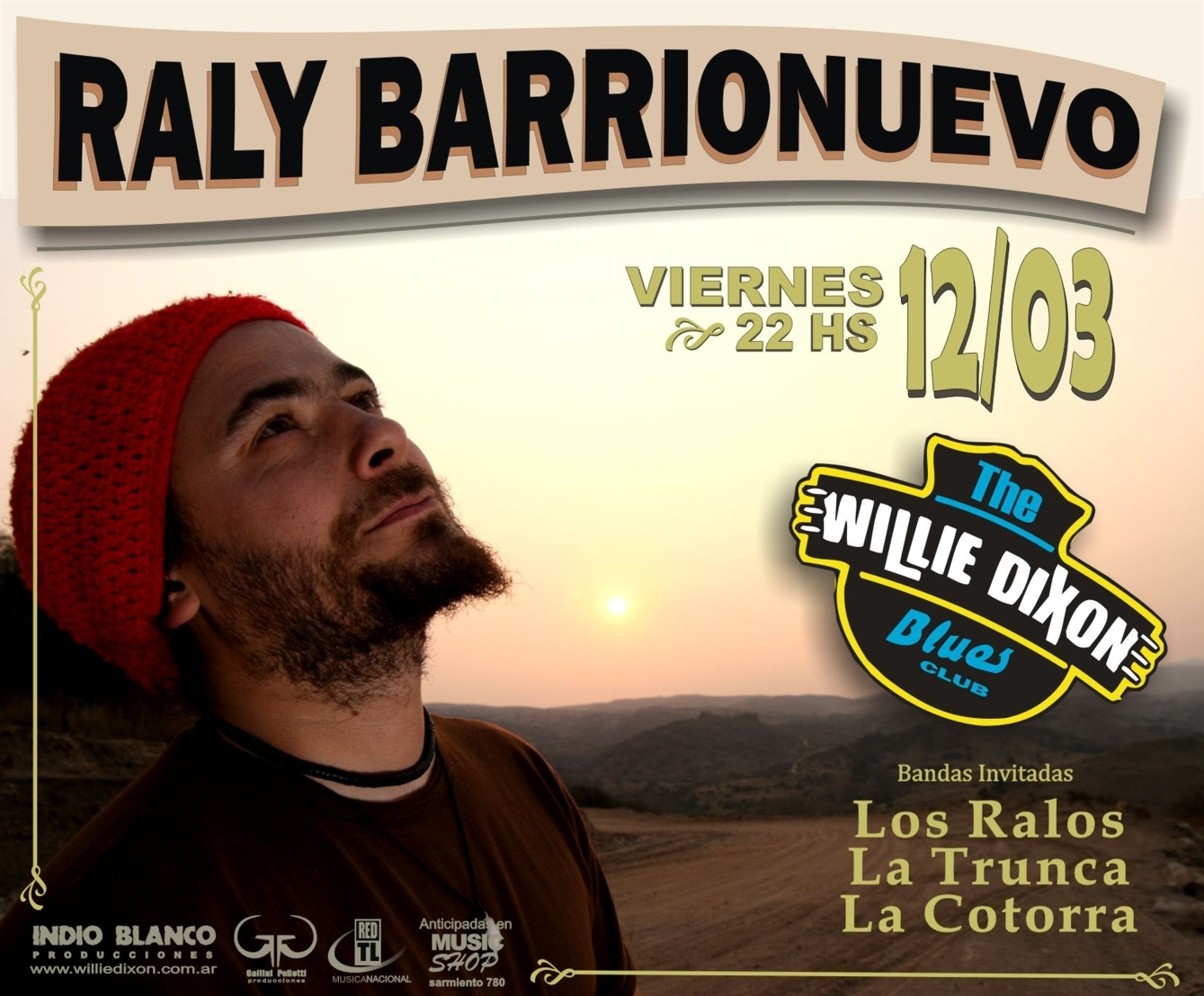 Rally Barrionuevo