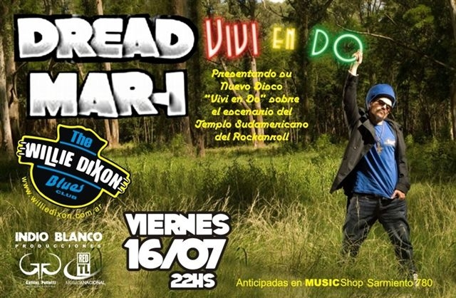 Dread Mar I Vivi en Do