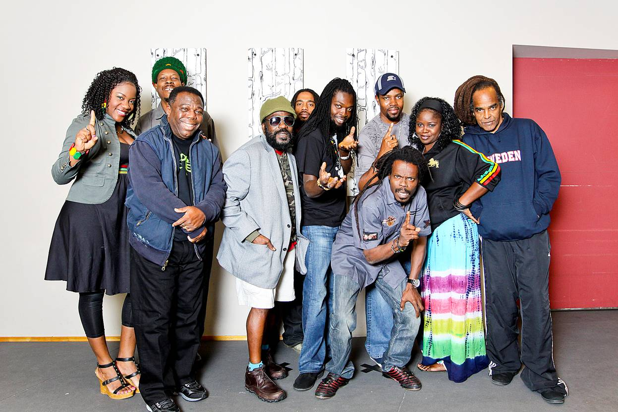 The Wailers en Argentina: Revolution Tour 2012 en Willie dixon