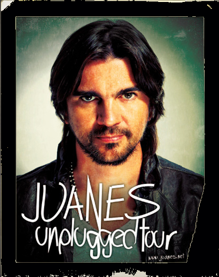 Juanes Umplugged Tour